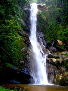 Cascada de Camoruquito, en el Edo. Cojedes. Venezuela