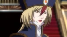 Trinity Blood Characters | Absolute Anime • Trinity Blood • Astharoshe Asran