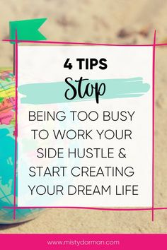 You've got big dreams, but life is constantly getting in the way of making them happen? It's time to get serious about working your network marketing home business and start creating a plan of action to live the life you've been dreaming of. Facebook Marketing Strategy, Network Marketing Tips, Business Marketing, Social Media Marketing, Business Tips, Business Quotes, Affiliate Marketing, Online Business, Time Management Tips