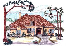 1-1122 :: Period Style Homes Plan Sales