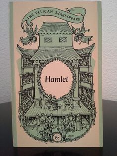 *SOLD* William Shakespeare's Hamlet Vintage Copy Classic Plays Collector's Item