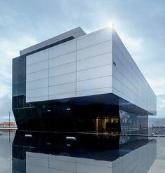 UNASUR Building featuring ALPOLIC® materials