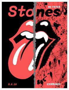 Pop Posters, Music Posters, Pink Floyd, Rolling Stones Logo, Skateboard Deck Art, Rock Band Posters, Vintage Concert Posters, Trippy Painting, Pop Art Portraits