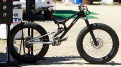 Santa Cruz fat bike, converted by Phil Wood & Co and probably not ridden by Greg Minnaar… Phil Woods, Fat Bike, Bike Reviews, Sea Otter, Bicycle Parts, Bike Frame, Bike Design, Cycling Bikes, Alter