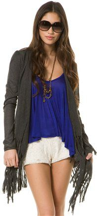 SWELL SULTRY CARDIGAN | Swell.com
