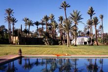 Villa with pool in Morocco