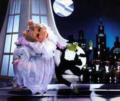 Muppet style!