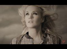 Carrie underwood blown away! love love love
