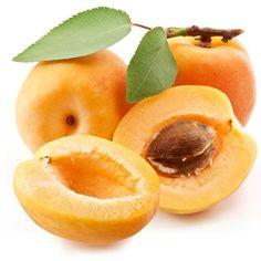 Frutas de A a Z - Damasco