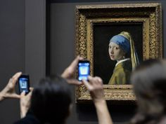 "The ""Dutch Mona Lisa"" returns to the Netherlands - Mauritshuis Royal Picture Gallery"