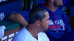 Carlos Beltran made a very interesting hair choiceCarlos Beltrans interesting hair choice  Image: ScreenShot  By Marcus Gilmer2016-08-28 22:23:06 UTC  Apparently the Texas Rangers Carlos Beltran is taking hair advice from another Carlos in sports  retired NBA player Carlos Boozer  and sporting a fresh shoe polish look on top of his dome.  Carlos Boozer sported the look back in 2012 while playing for the Chicago Bulls mystifying fans as to what he was doing to his head. It took nearly three…