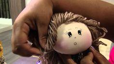 Mulher.com 25/11/2013  - Boneca bailarina- Silvia Torres (Bloco 2/2)