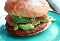 Opiskelijaruokaa: Kasvisburgerit - resepti sopii myös kasvispulliin ja -murekkeeseen
