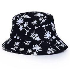 8632dc198d7a8 Fashion Spring Summer Autumn Winter Women Men Bucket Hats Beach Outdoor   BeachHatsForWomen Hats For Men