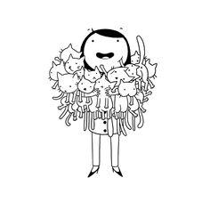 Cat Lady - @gottalov