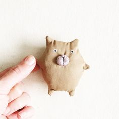 This Kawaii plush cat will be cute brooch gift for cat lover.    This kawaii plush can be use as toy or brooch.    say ''HELLO'' to the Kawaii Cat Brooch and enjoy:)    This Kawaii cat measures is 6 cm.     This Kawaii plush made with special materials, cotton fabric and soft toy stuffing.    This kawaii brooch will be best accessories. | Shop this product here: spreesy.com/dodobob/19 | Shop all of our products at http://spreesy.com/dodobob    | Pinterest selling powered by Spreesy.com