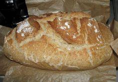 Upečme si kváskový chlebík | www.eniris.eu
