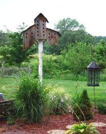 454 best Birdhouses in the Garden images on Pinterest   Vegetable ...