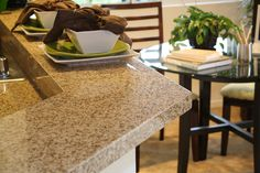 We stock every type of natural and engineered stone to accommodate any project. Color Quartz, Engineered Stone, Stone Slab, Brown Things, Quartz Countertops, Natural Stones, Animal Print Rug, Design, Home Decor