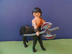 Playmobil. Настраиваемый. Воин Центавра из греческой мифологии. #PLAYMOBIL