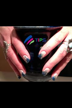 My nails by Tips (Carrie Pettit)