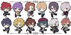"""DIABOLIK LOVERS MORE, BLOOD"" is the appearance is Petanko Trading Rubber Strap than! 