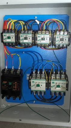 Electrical Installation, Electronic Engineering, Control Panel, Green, Blog, Travel, Tips, Electric Circuit, Circuits