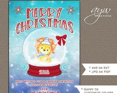 Printable Invitations & Matching Party Decor by Christmas Greeting Cards, Christmas Greetings, Printable Invitations, Printables, Etsy Seller, Merry, Handmade Gifts, Seasons, Happy