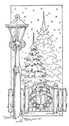 Weihnachten-Malseite 1506  32 ausmalbilder kostenlos