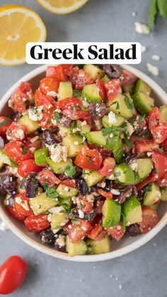 Healthy Vegetable Recipes, Healthy Recepies, Healthy Eating Recipes, Vegetable Side Dishes, Side Dishes Easy, Cooking Recipes, Vegetable Salads, Healthy Food, Best Salad Recipes
