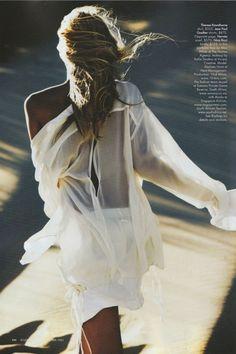 Marloes Horst by Will Davidson for Harper's Bazaar Australia April 2012 _
