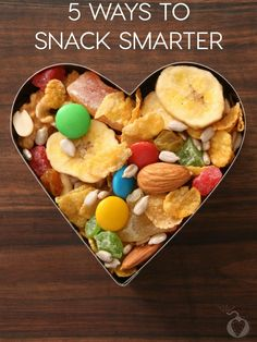 5 ways to snack smar