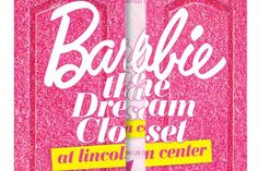 The Barbie(R) Dream Closet New York Fashion Week Experience   Feb 10, 2012  Debuting at the famed Lincoln Center, Barbie(R) will unveil a larger-than-life installation of her ultimate Dream Closet complete with 24-foot tall, jewel encrusted doors leading into a two-story, 9,000 square-foot set with multiple dressing vignettes. The New York Fashion Week installation will transport fashionistas and fans in the area inside Barbie's fantastical wardrobe complete with augmented reality technology…