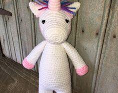 Crochet | Unicorn |