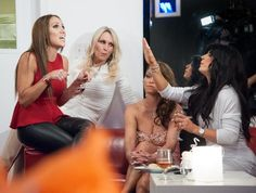 rhonj teresa vs melissa | PHOTOS: Real Housewives of New Jersey's Teresa Giudice And Melissa ...