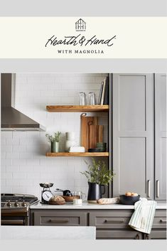 Add a practical yet stylish accent to your kitchen with this Kitchen Towel from Hearth & Hand™ with Magnolia. #ad #gift #linen #kitchen #home #decor #fixerupper #style #target