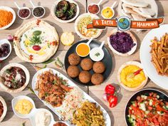 12 Meze to Share Between Two for Up to Six at Marmaris Restaurant Iftar, Turkish Mezze, Plats Healthy, Gula, Ramadan Recipes, Ramadan Food, Health Trends, Lebanese Recipes, Food Packaging