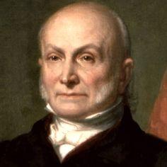 john quincy adams   President John Quincy Adams