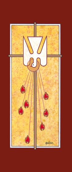 GE Holy Spirit - Maison Bouvrier - Recognized the world over for making the finest vestments available.
