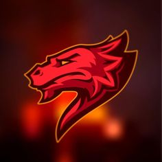 Dragon Instagram Mascot Design, Logo Design, Graphic Design, Dragon Sports, Logo Esport, Logo Dragon, Esports Logo, Sports Team Logos, Cartoon Faces