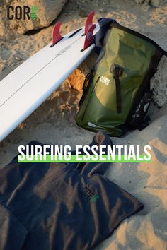 Who else is ready for summer? We have all of the surfer gear you need for summer and surfing. Our surfing essentials include wearable ponchos, surfboard racks and waterproof backpacks.