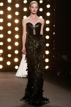 Naeem Khan Ready To Wear Fall Winter 2014 New York