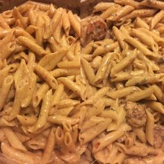 For The Love Of The Kitchen: Shrimp rasta pasta