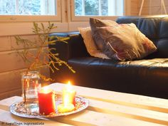 winter deco - olohuone - livingroom