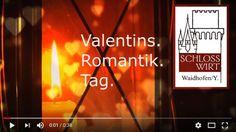 Valentinstag beim Schlosswirt in Waidhofen/Ybbs  Das feminin/maskuline Menü im Kerzenschein JETZT reservieren für den 14. Februar 2018 unter 07442 53657 Neon Signs, Valantine Day, Candles
