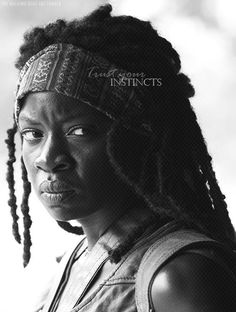 Michonne The Walking Dead