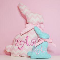 Boutique Bunnies In the Hoop Softie Set