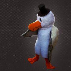 Báb/Panoptikum Donald Duck, Disney Characters, Fictional Characters, Blog, Art, Art Background, Kunst, Blogging, Performing Arts