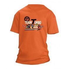Team Turbo - Juvenile Tee  $18.99