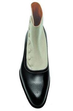 Bespoke Spats <3 Frm Demetrio Augustinho's bd: Style